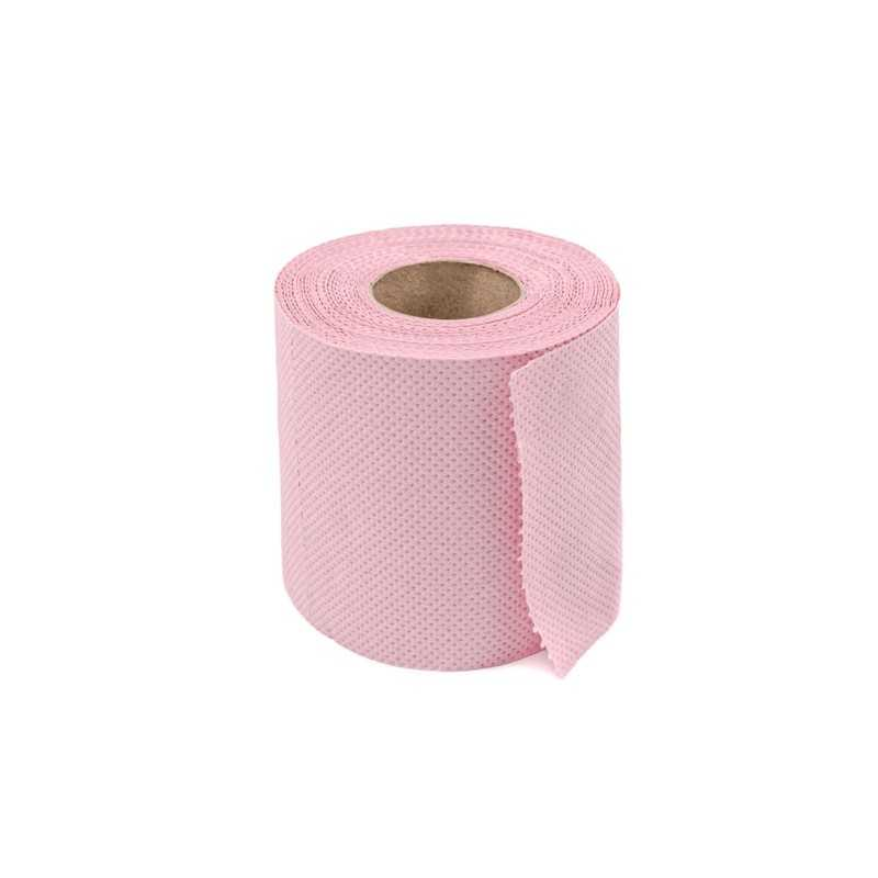 Hartie igienica reciclata roz 1 strat 20m 40role/bax