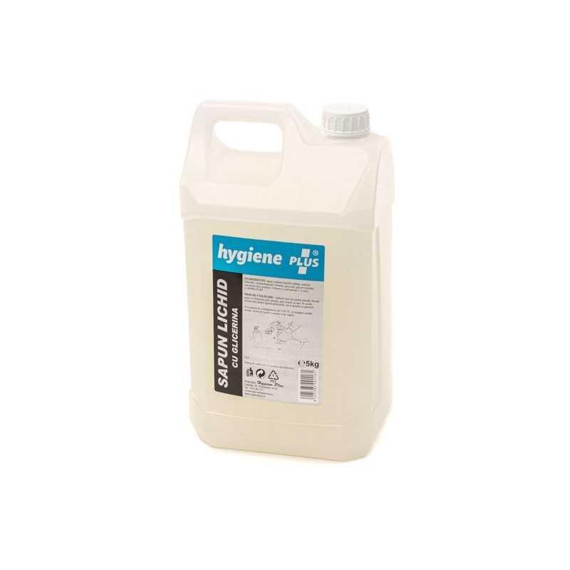 Sapun lichid alb parfum Fresh 5l