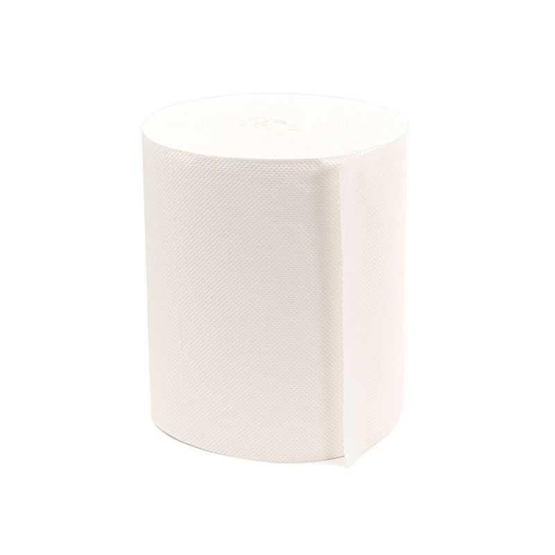 Prosoape hartie alb maxi jumbo 120m 2 straturi, 6 role/bax