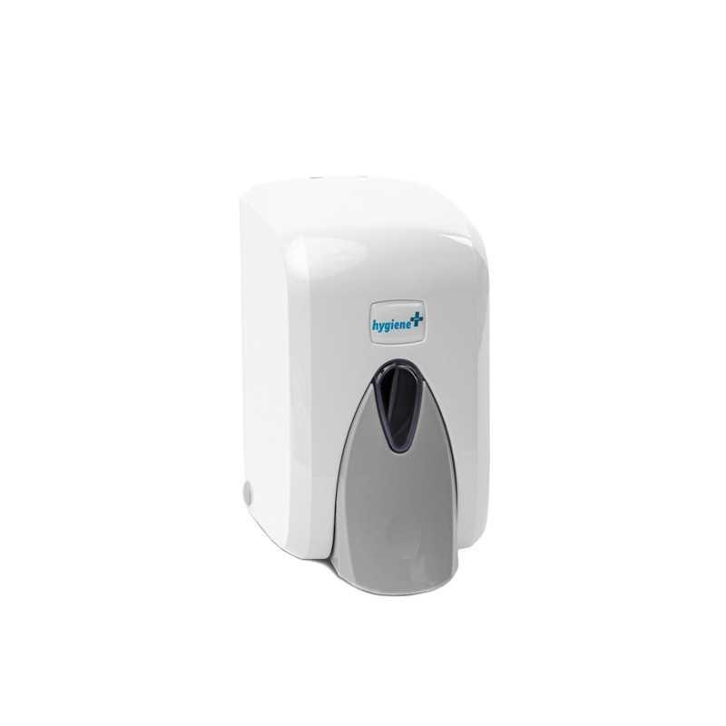 Dispenser plastic dezinfectant-sapun spuma cu tank 0,5l